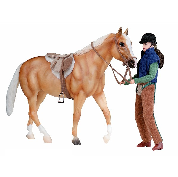 Breyer - Let´s Go English Riding set