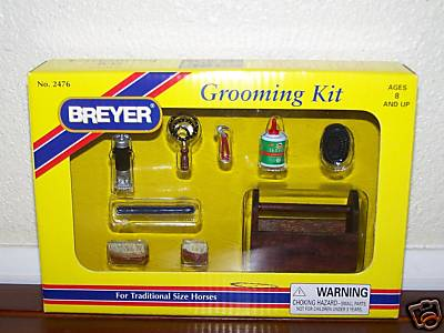 Breyer - Grooming Kit