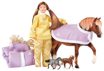 Breyer - Pony Slumber Party Set
