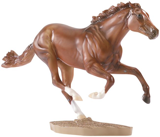 Breyer - Secretariat