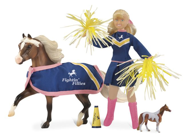 Breyer - Classics Pony Pep Rally