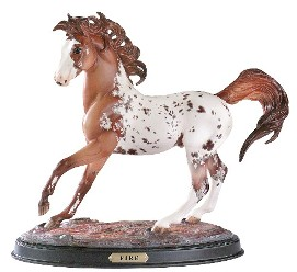 Breyer horses - Ethereal Fire