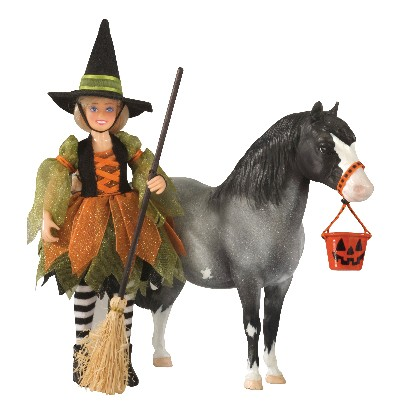 Breyer – Halloween Pony Gift Set
