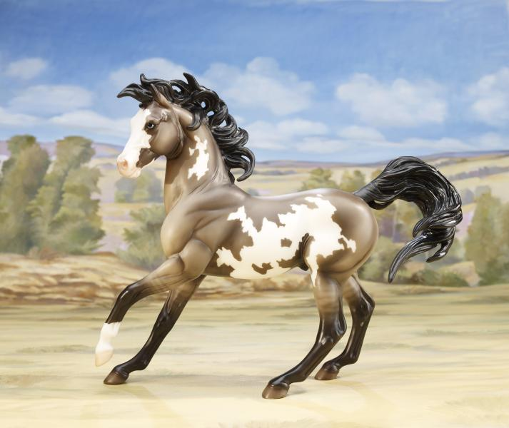 Breyer - Overo Grullo Paint