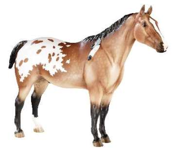 Breyer - Appaloosa Indian Pony