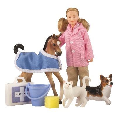Breyer - Classic Animal Rescue Set