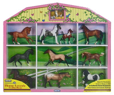 Breyer – Stablemates Horse Lover Set