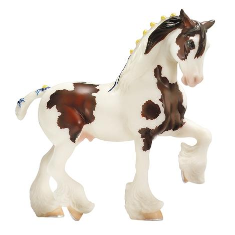 Breyer - American Spotted Shire