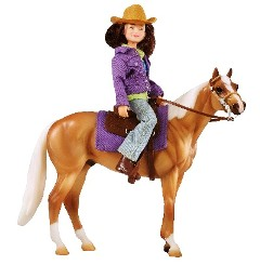 Breyer - Classic Trail Ride Set